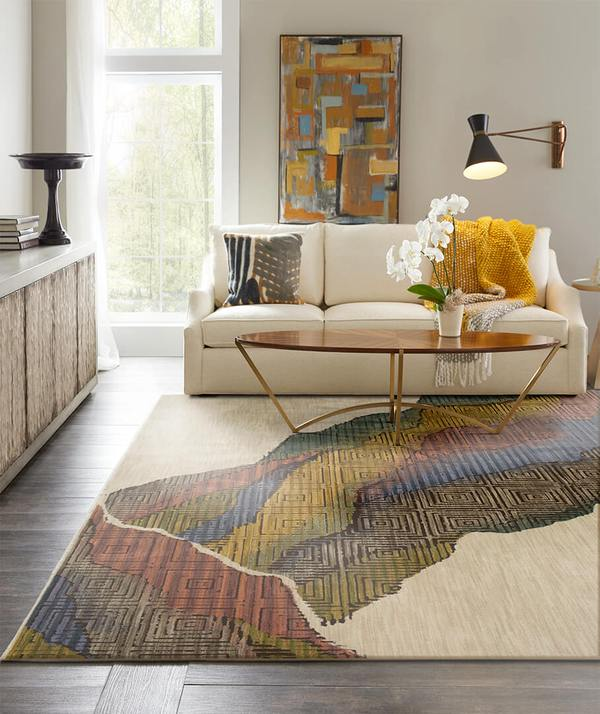 Top 5 Benefits of an Area Rug - Secondary